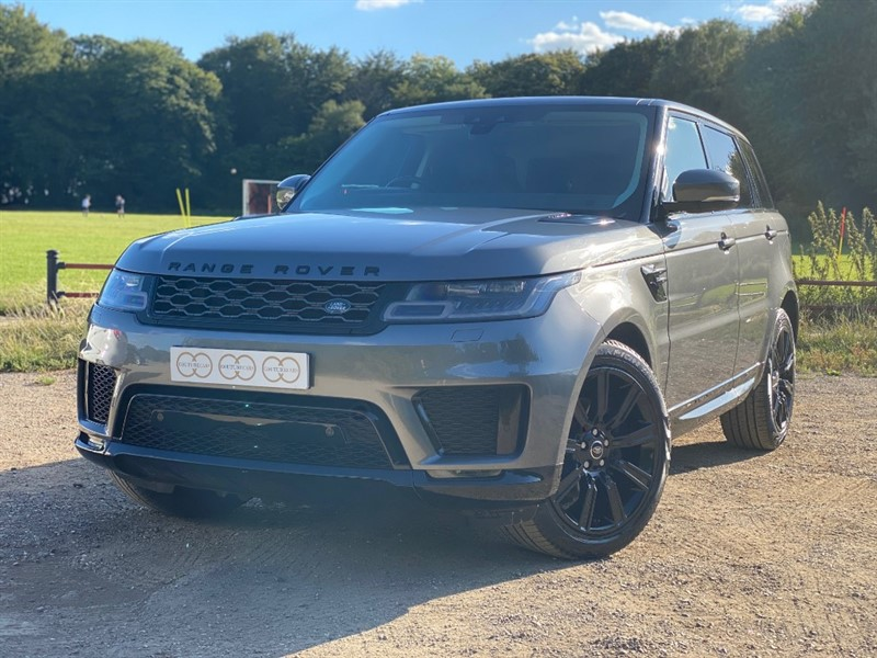 used Land Rover Range Rover Sport SDV6 HSE in stapleford-tawney-essex