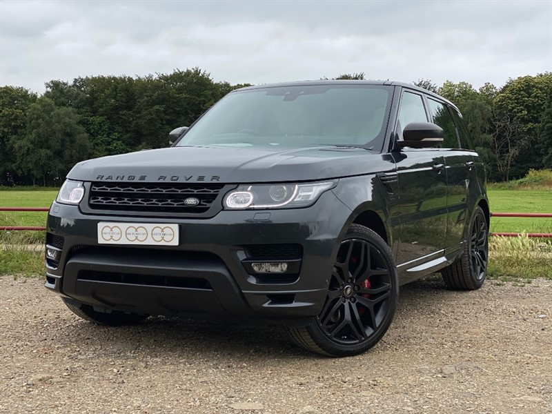 used Land Rover Range Rover Sport SDV8 AUTOBIOGRAPHY DYNAMIC in stapleford-tawney-essex