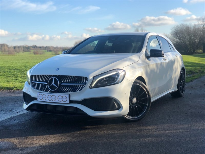 used Mercedes A200 AMG LINE PREMIUM in stapleford-tawney-essex