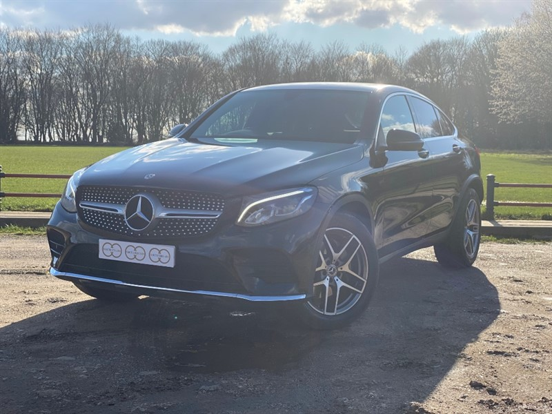 used Mercedes GLC220 GLC  D 4MATIC AMG LINE in stapleford-tawney-essex