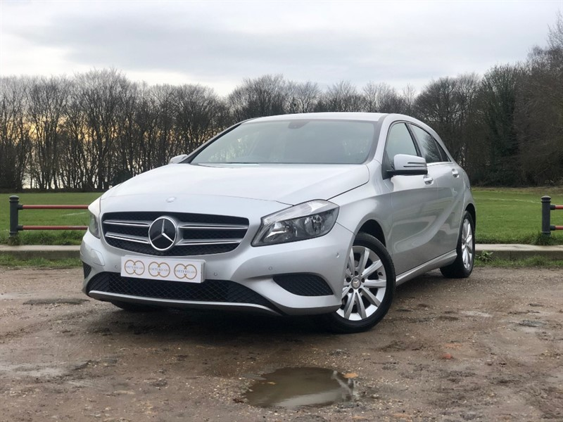 used Mercedes A180 CDI BLUEEFFICIENCY SE in stapleford-tawney-essex