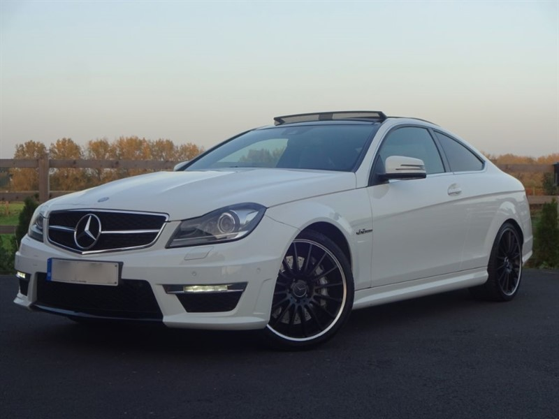 used Mercedes C63 AMG in stapleford-tawney-essex