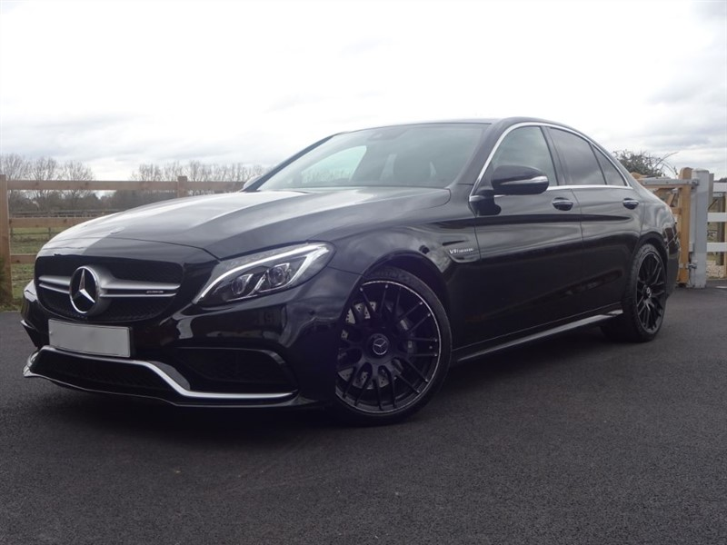 used Mercedes C63 C-CLASS AMG C 63 PREMIUM in stapleford-tawney-essex