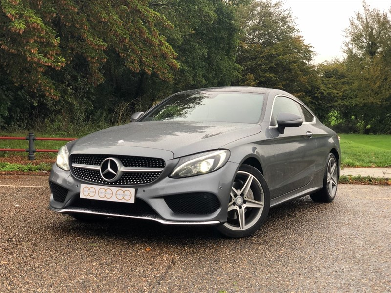 used Mercedes C200 AMG LINE PREMIUM in stapleford-tawney-essex
