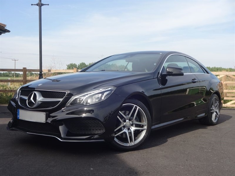 used Mercedes E250 CDI AMG LINE in stapleford-tawney-essex
