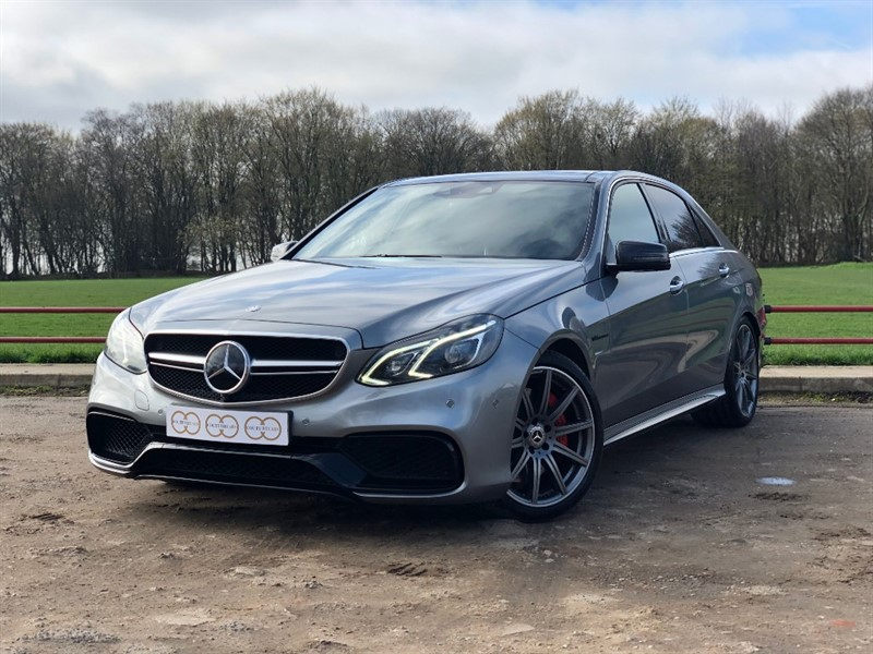 used Mercedes E63 AMG S in stapleford-tawney-essex