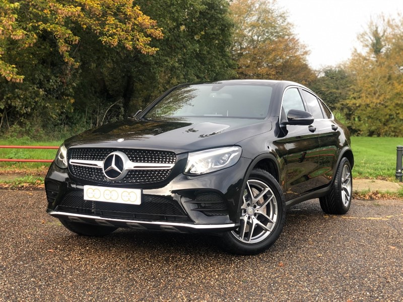 used Mercedes GLC250 4MATIC AMG LINE in stapleford-tawney-essex