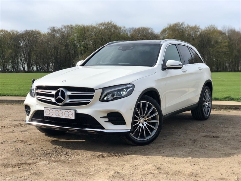 used Mercedes GLC250 AMG LINE in stapleford-tawney-essex