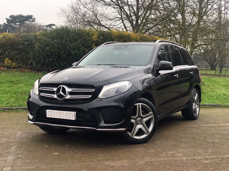 used Mercedes GLE350 4MATIC AMG LINE in stapleford-tawney-essex