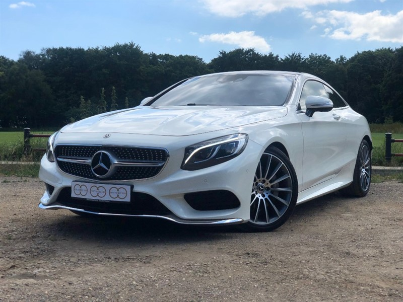 used Mercedes S500 AMG LINE PREMIUM in stapleford-tawney-essex
