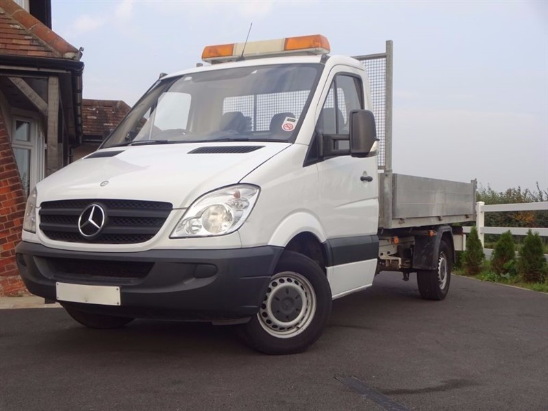 used Mercedes Sprinter 313 CDI C/C MWB in stapleford-tawney-essex