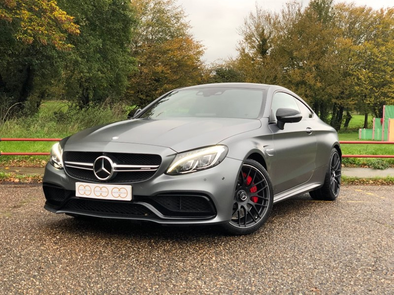 used Mercedes C63 AMG AMG C63 S PREMIUM in stapleford-tawney-essex