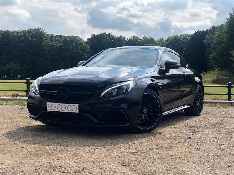 used Mercedes C63 AMG AMG C 63 in stapleford-tawney-essex