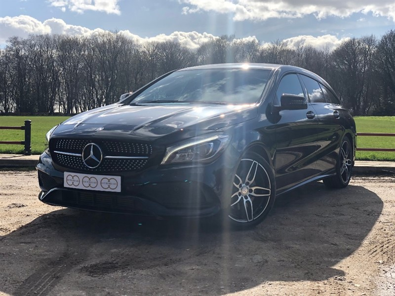 used Mercedes CLA 220 CDI CLA 220 D AMG LINE in stapleford-tawney-essex