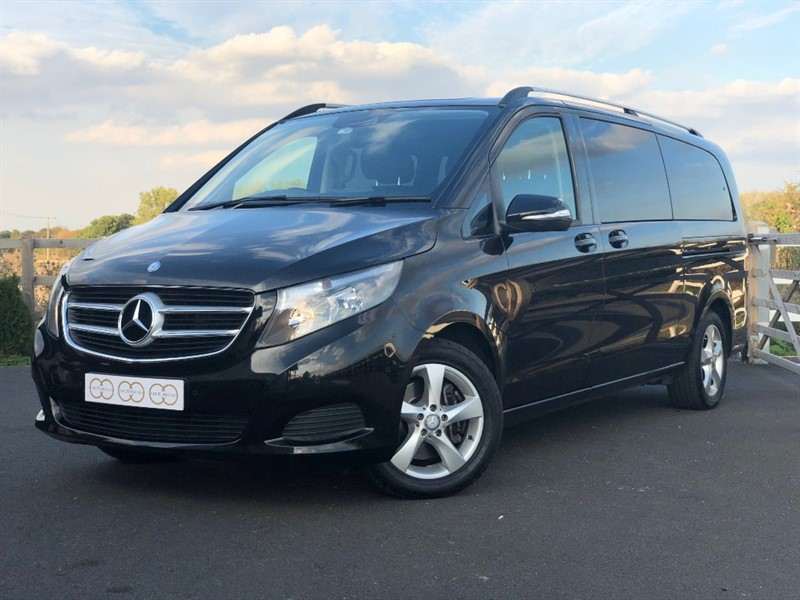 used Mercedes V220 BLUETEC SE in stapleford-tawney-essex