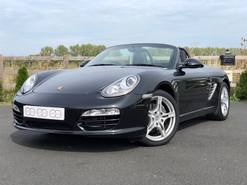 used Porsche Boxster 987 in stapleford-tawney-essex
