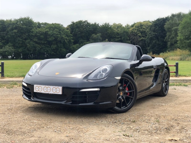 used Porsche Boxster 24V S PDK in stapleford-tawney-essex