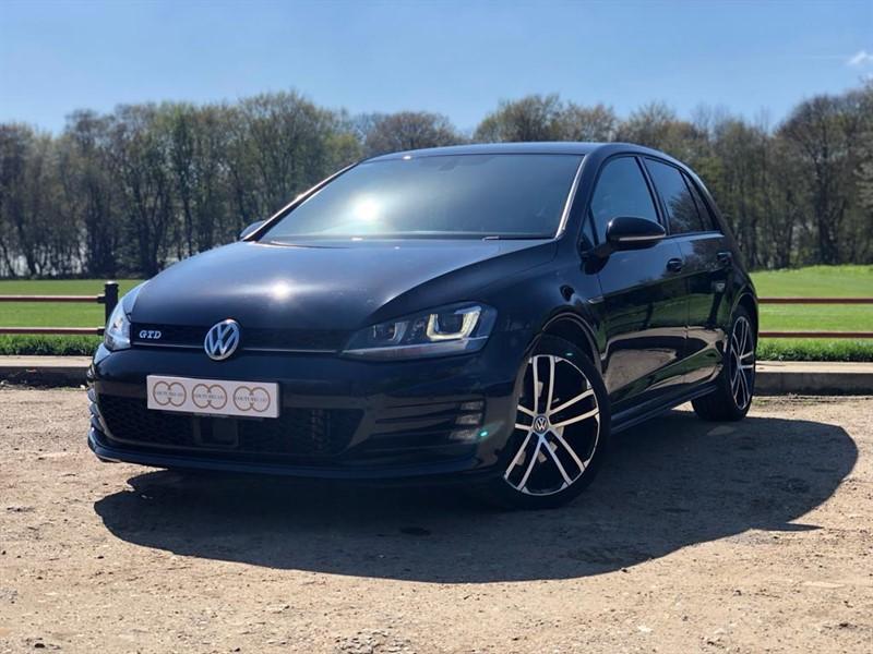 used VW Golf GTD DSG in stapleford-tawney-essex