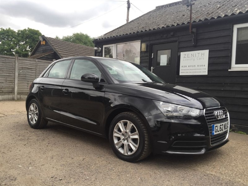 used Audi A1 SPORTBACK TDI SE in essex