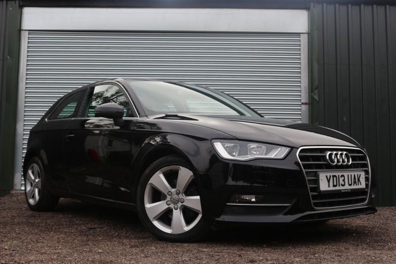 used Audi A3 TDI SPORT in essex