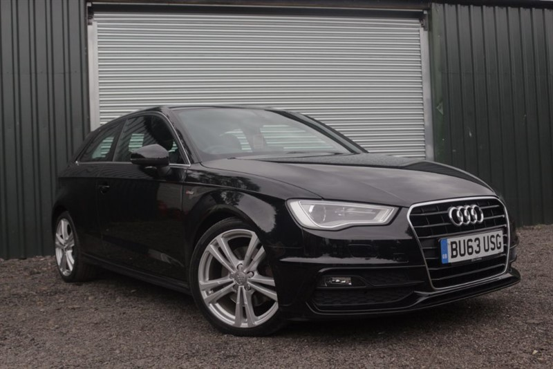 used Audi A3 TFSI S LINE in essex