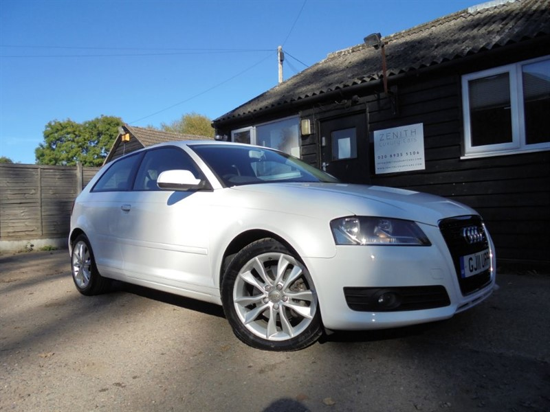 used Audi A3 TDI SPORT in essex