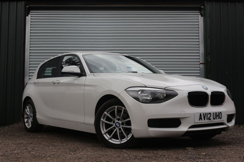 used BMW 116d ES in essex