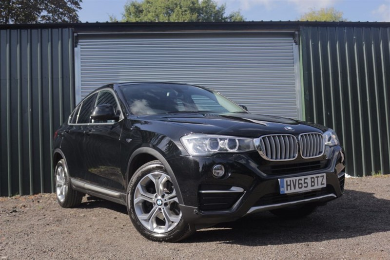 used BMW X4  XDRIVE20D XLINE in essex