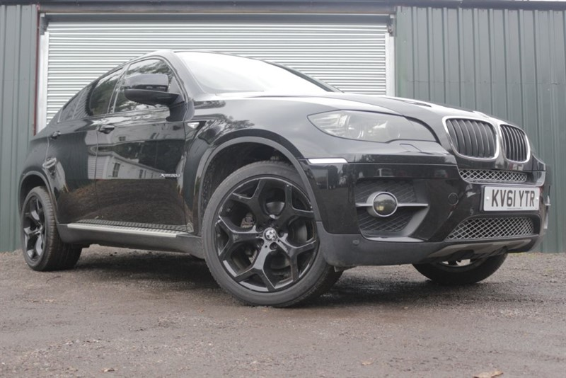 used BMW X6 XDRIVE30D in essex