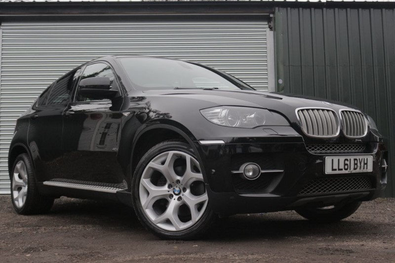 used BMW X6 XDRIVE40D in essex