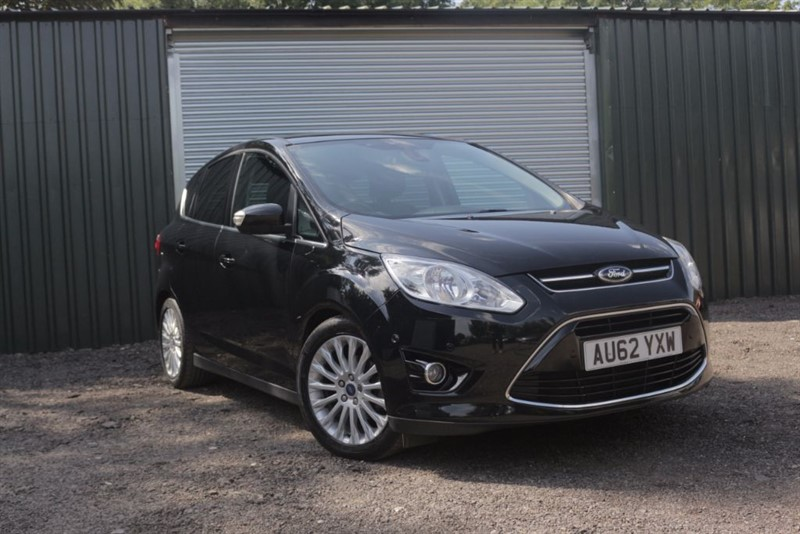 used Ford C-Max TITANIUM in essex