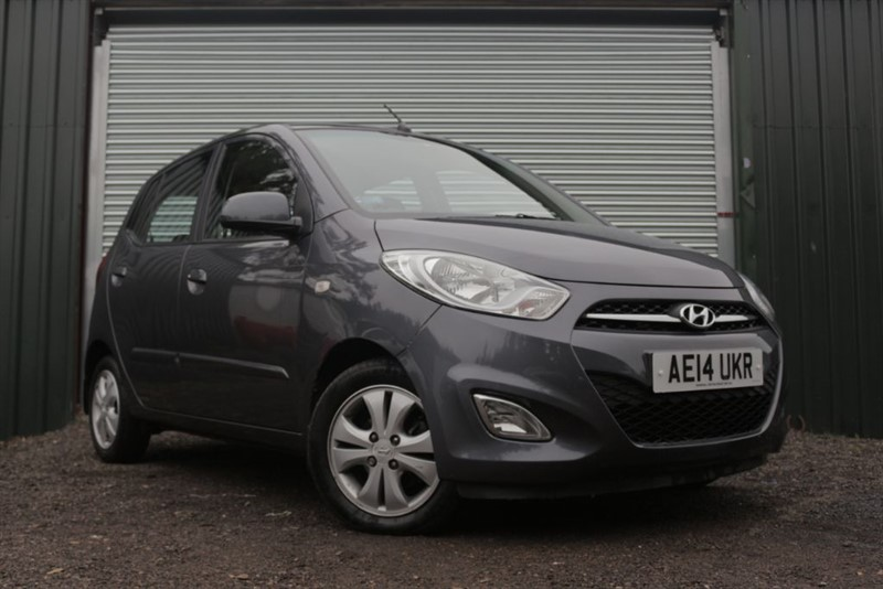 used Hyundai i10 ACTIVE in essex