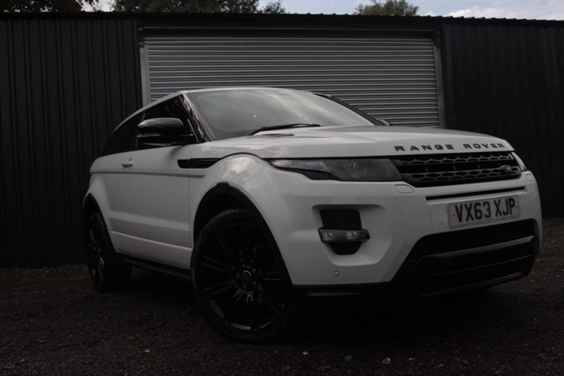 used Land Rover Range Rover Evoque SD4 DYNAMIC in essex