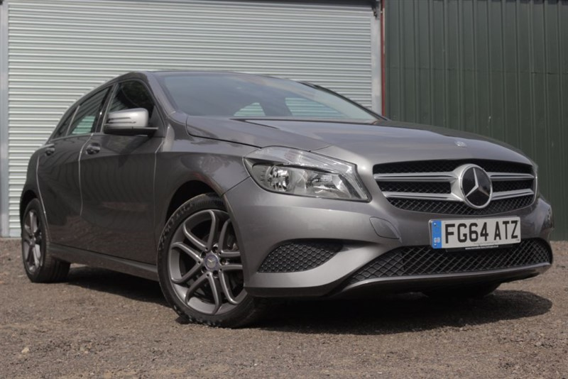 used Mercedes A180 CDI BLUEEFFICIENCY SPORT in essex