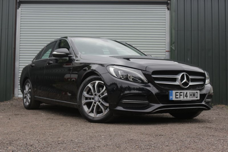 used Mercedes C220 BLUETEC SPORT in essex