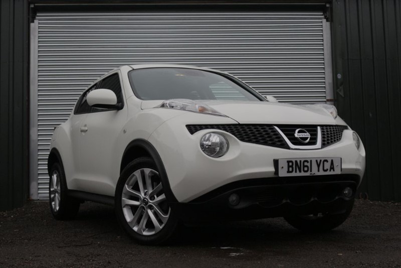 used Nissan Juke TEKNA DCI in essex