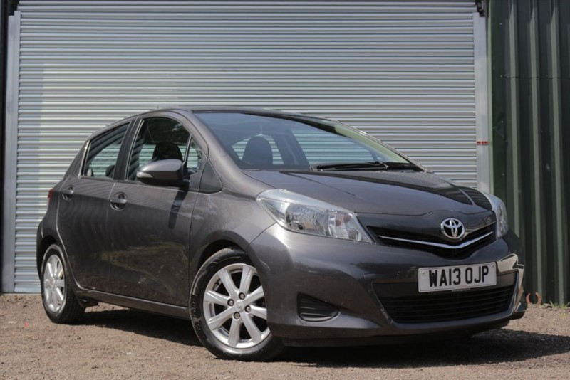 used Toyota Yaris D-4D TR in essex