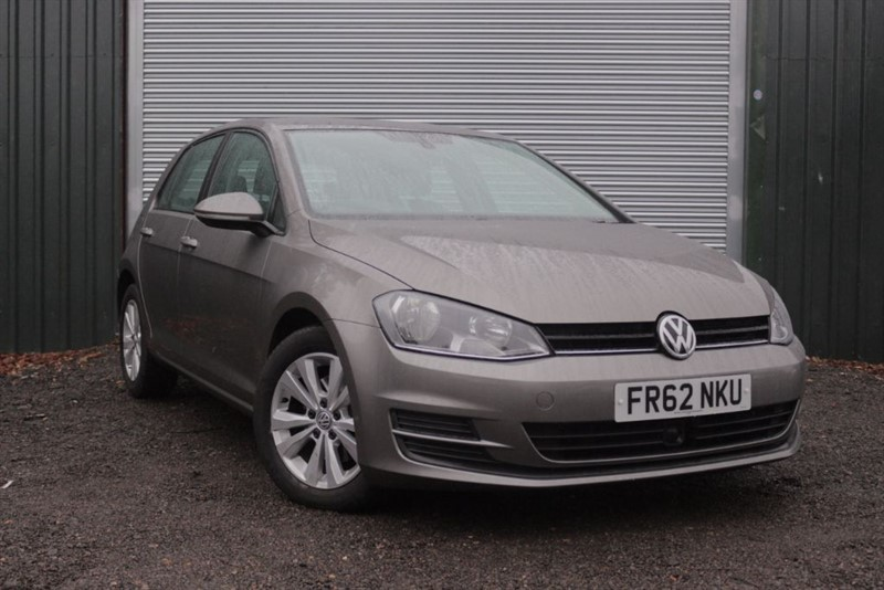 used VW Golf SE TDI BLUEMOTION TECHNOLOGY in essex