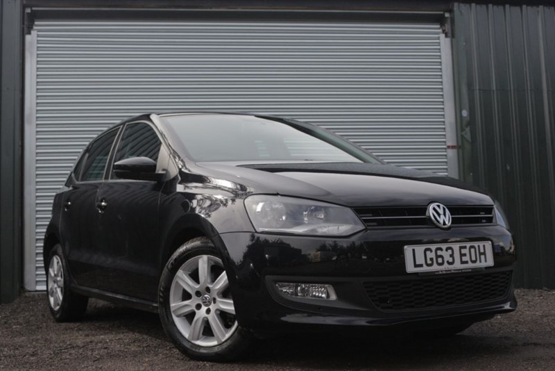 used VW Polo MATCH EDITION in essex