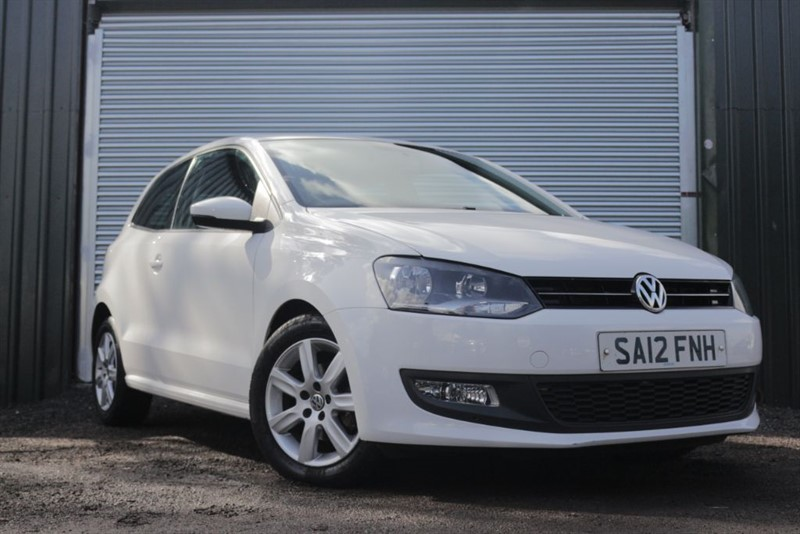 used VW Polo MATCH in essex