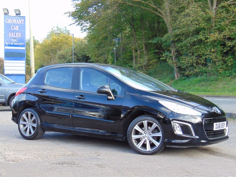 Car of the week - Peugeot 308 E-HDI ACTIVE - Only £3,995