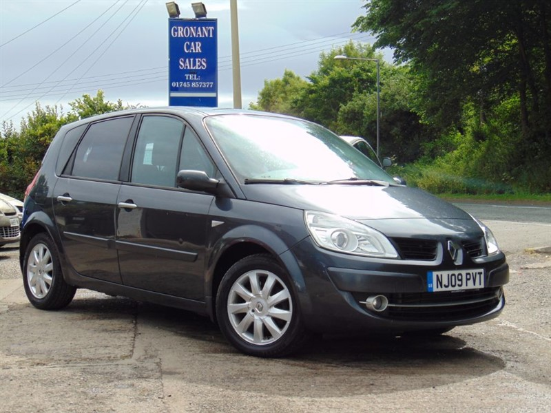 Car of the week - Renault SCENIC DYNAMIQUE DCI - Only £2,995