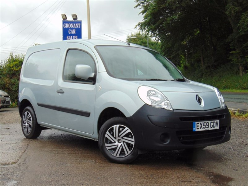 Car of the week - Renault Kangoo ML19 EXTRA DCI - Only £3,495
