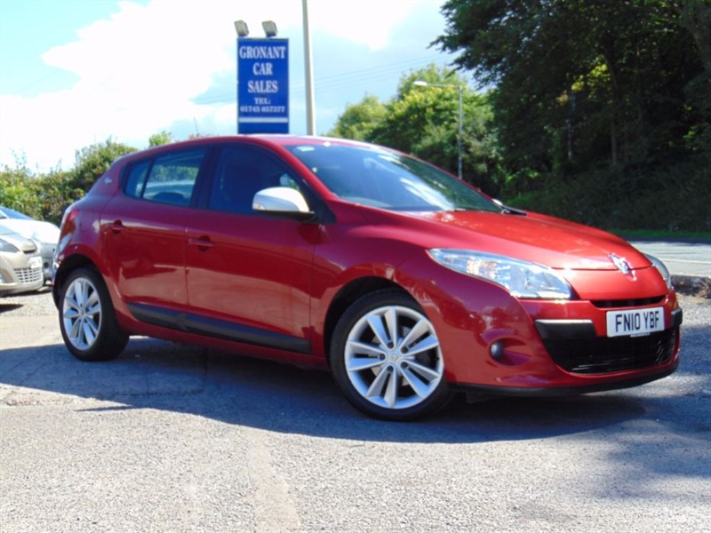 Car of the week - Renault Megane I-MUSIC DCI - Only £3,995