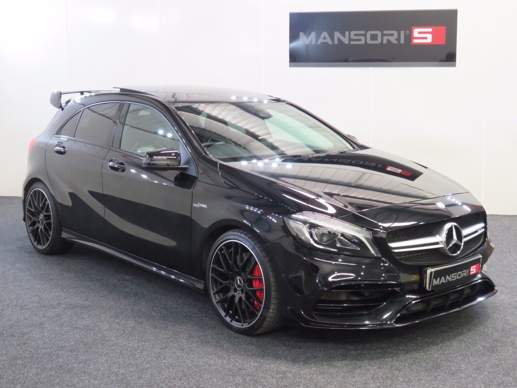 awesome galleries of mercedes a45 amg nas l fiat world test drive. Black Bedroom Furniture Sets. Home Design Ideas