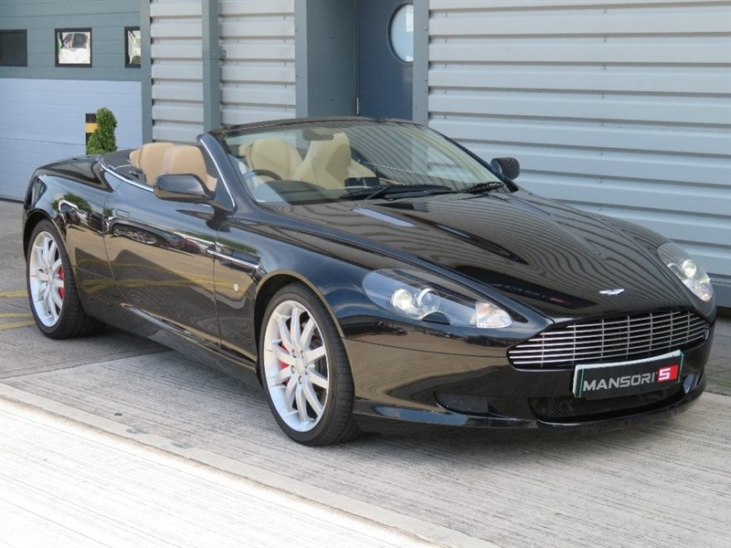 used Aston Martin DB9 2dr in cheshire