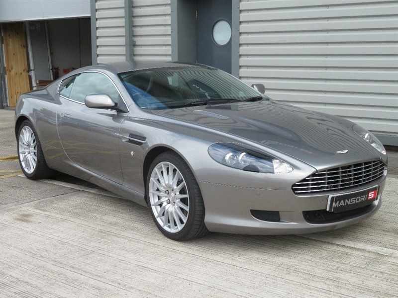 used Aston Martin DB9 Seq 2dr in cheshire