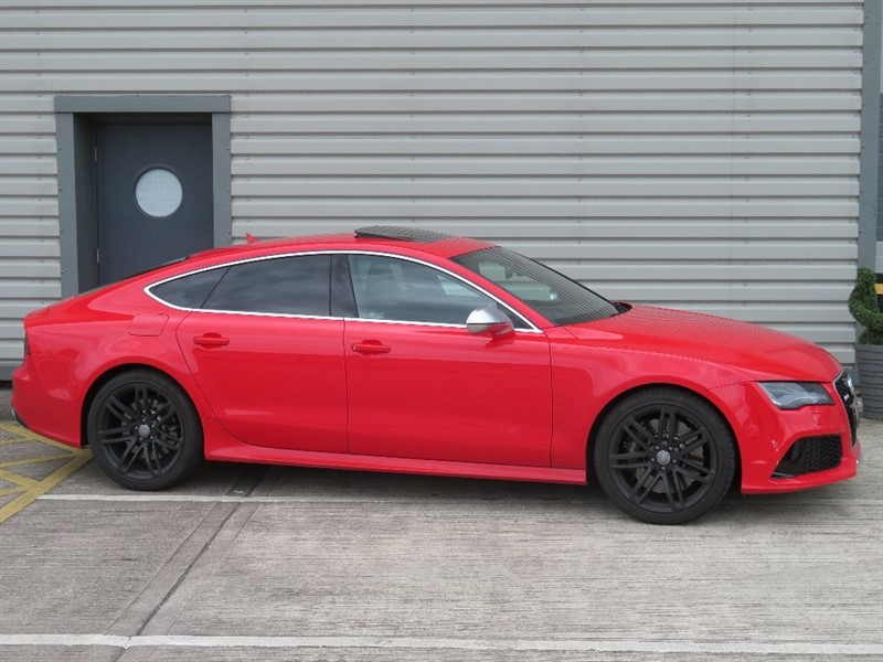 used Audi RS7 TFSI Sportback Tiptronic Quattro 5dr in cheshire