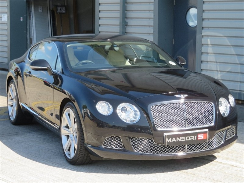 used Bentley Continental 6.0 GT 2dr in cheshire