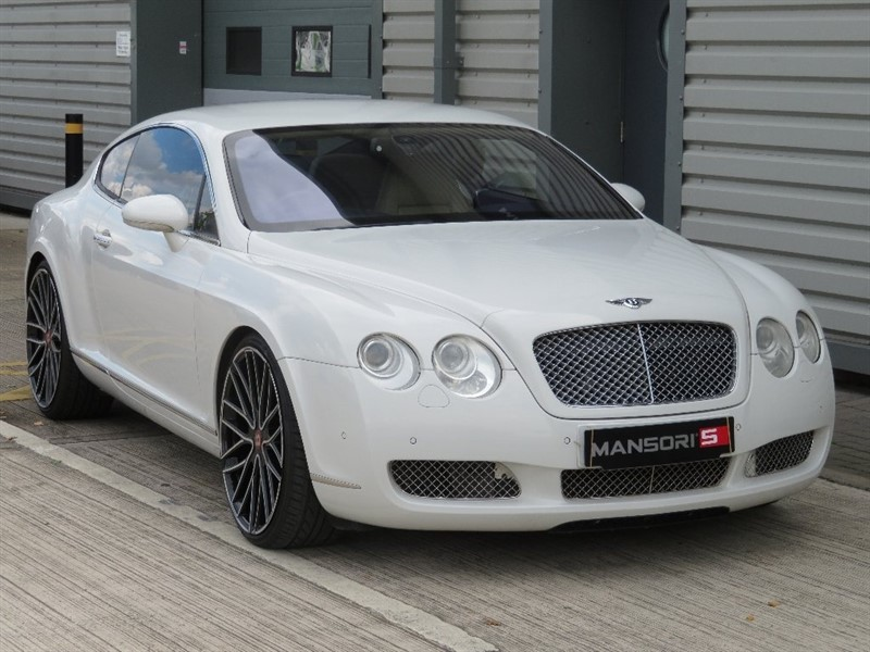used Bentley Continental GT 2dr in cheshire